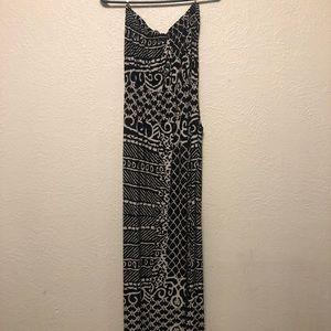 Fashionomics Tribal Strapless Maxidress